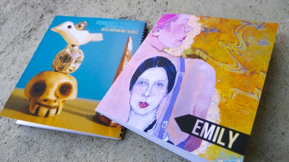 Emily (antho), limited edition, via Sugared Water & Porkbelly Press, Feb 2015
