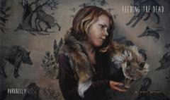 Feeding the Dead by M. Brett Gaffney (cover art: Mary Chiaramonte)