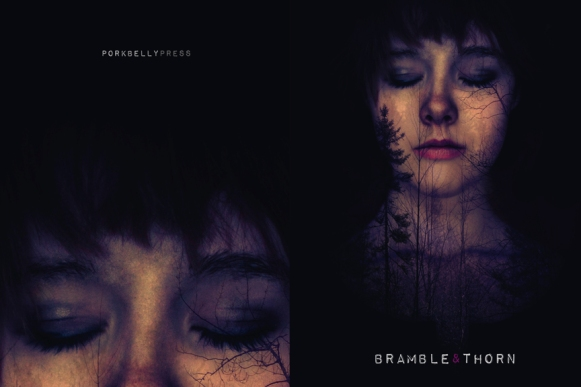 bramble&thorn (anthology) cover photo by: Olivia Edvalson