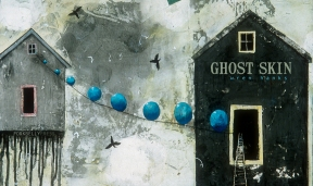 Ghost Skin by Wren Hanks (cover: Alexandra Eldridge)