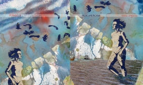 MEXICAMERICANA by Eloisa Amezcua (cover artwork: Sharmon Davidson)