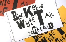 Blackbird Whitetail Redhand (cover: Nicci Mechler)